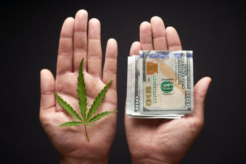Economics of legalising cannabis – pricing and policing are crucial