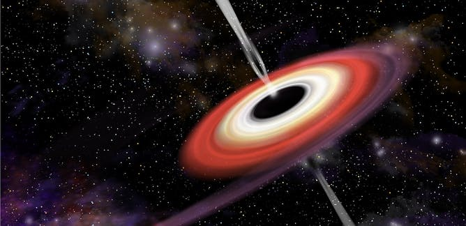 Black holes – News, Research and Analysis – The Conversation