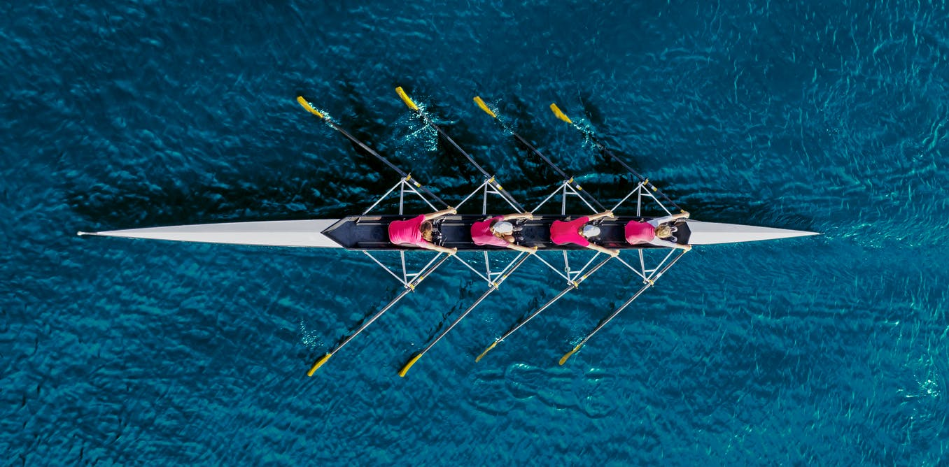 Why I'm teaching kids science through the sport of rowing