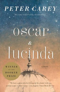 A clever operatic adaptation of Oscar and Lucinda is let down by music that fails to captivate