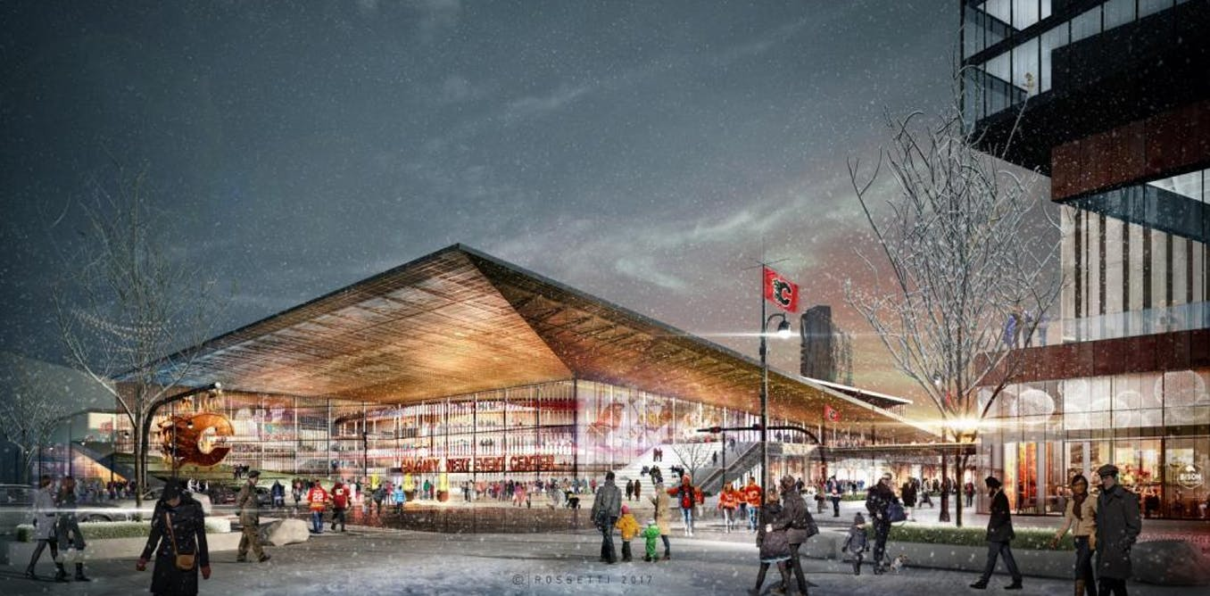 Is the new Calgary event centre in the public interest? No one knows
