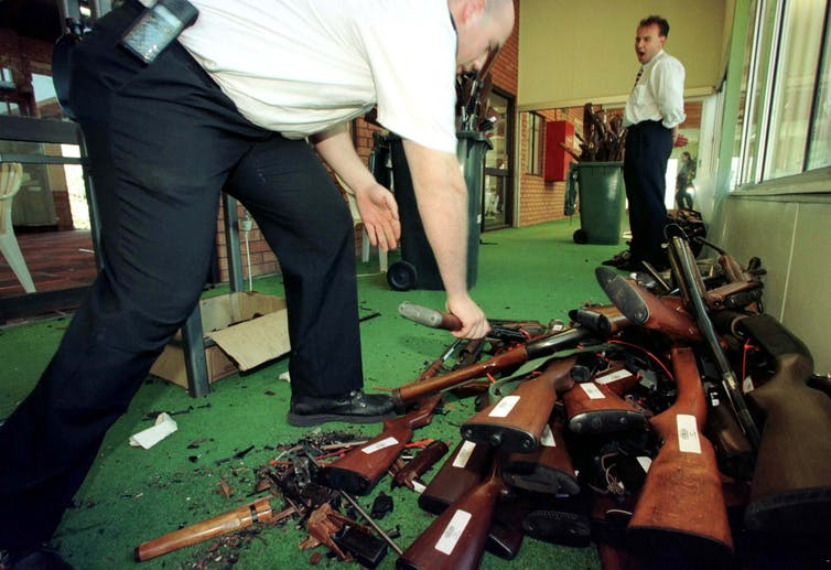 Could a national buyback program reduce gun violence in America?