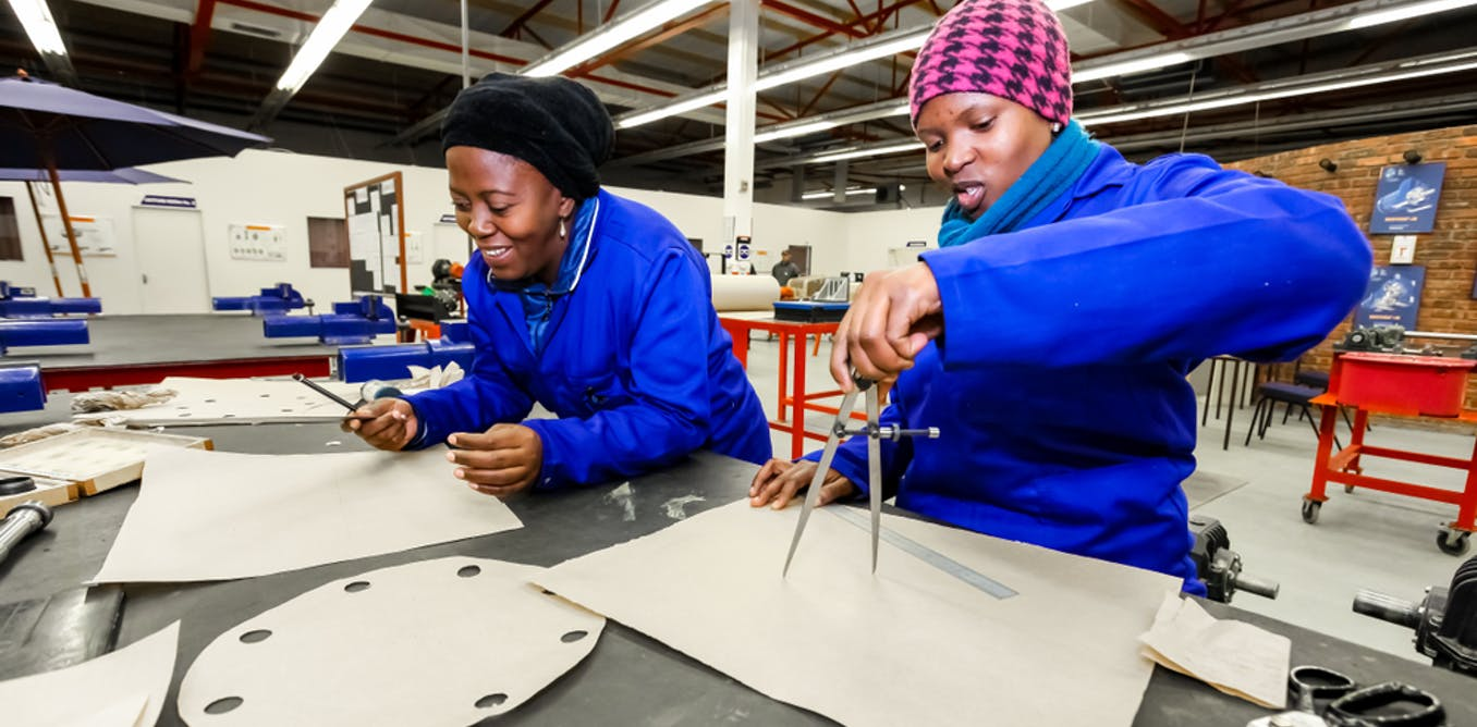 The fourth industrial revolution risks leaving women behind