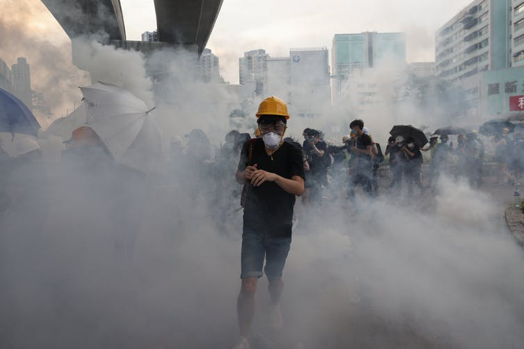 The Hong Kong protesters have turned militant and more strategic – and this unnerves Beijing