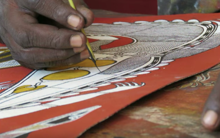 Indigenous art centres that sustain remote communities are at risk. The VET sector can help
