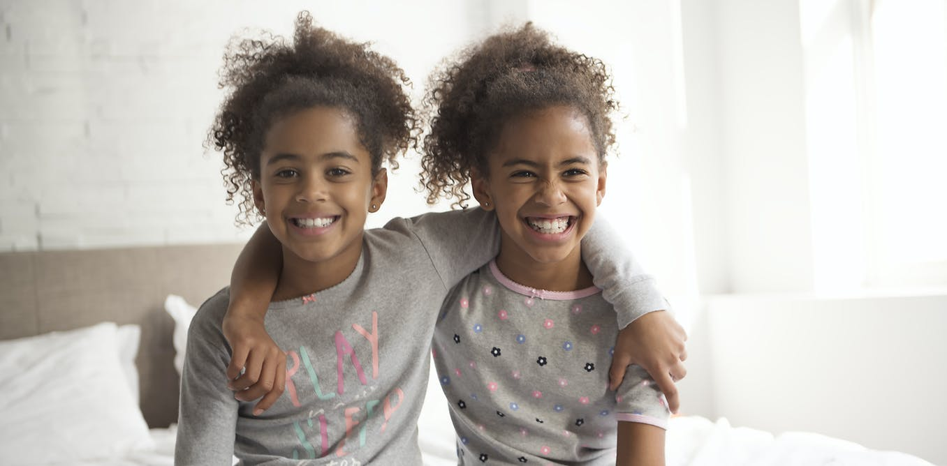 Curious Kids: why are some twins identical and some not?