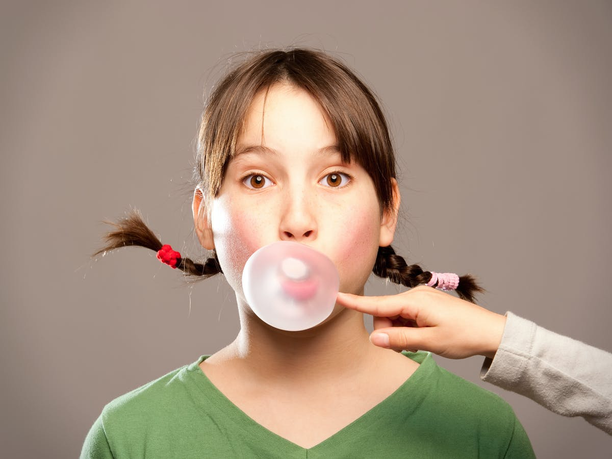 Curious Kids: does chewing gum stay inside you for years?