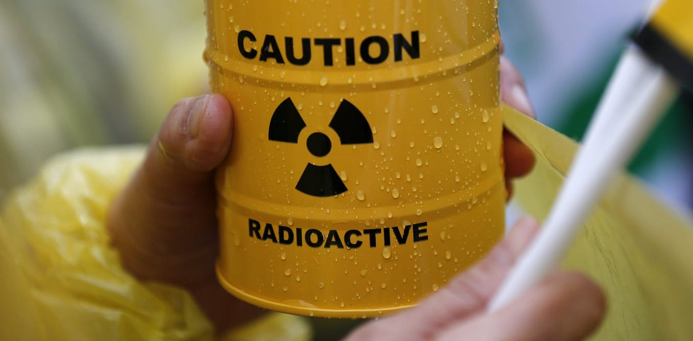 Australia should explore nuclear waste before we try domestic nuclear power