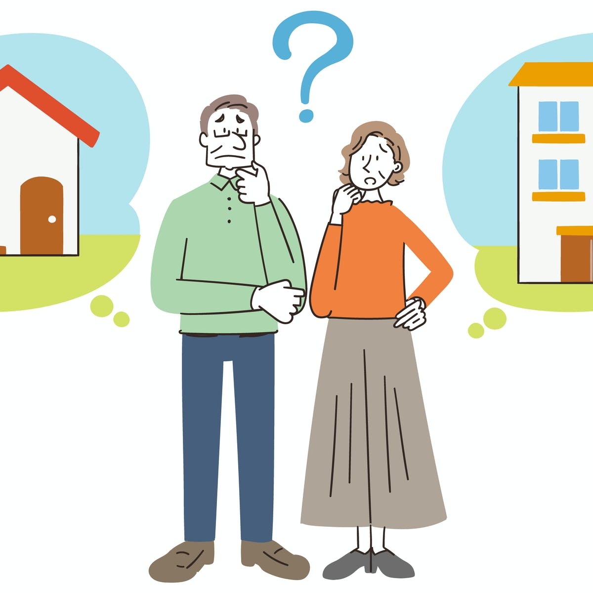 What sort of housing do older Australians want and where do they