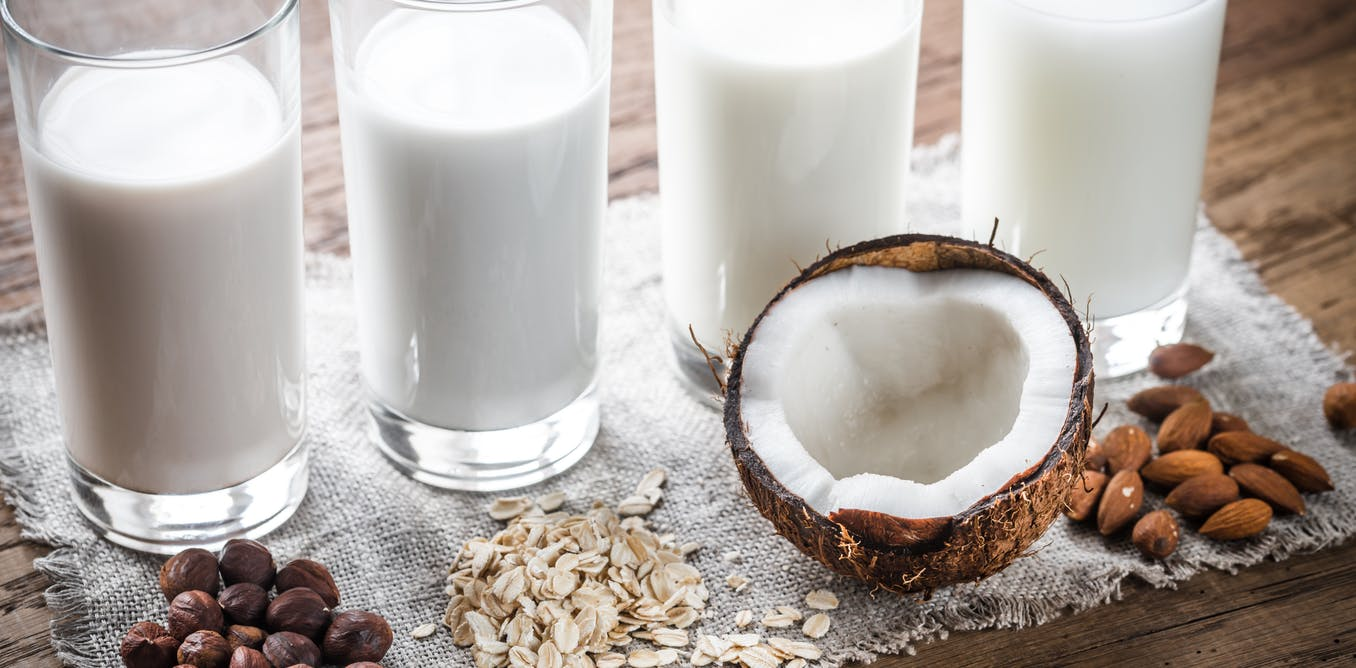 Almonds don't lactate, but that's no reason to start calling almond milk juice