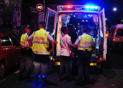 Lessons from Queensland on alcohol, violence and the night