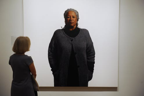 Toni Morrison: American literary giant made it her life's work to