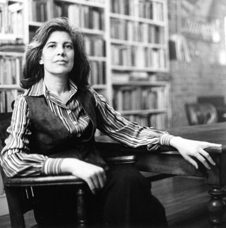 my brush with Susan Sontag and other tales from the gay 'golden age'