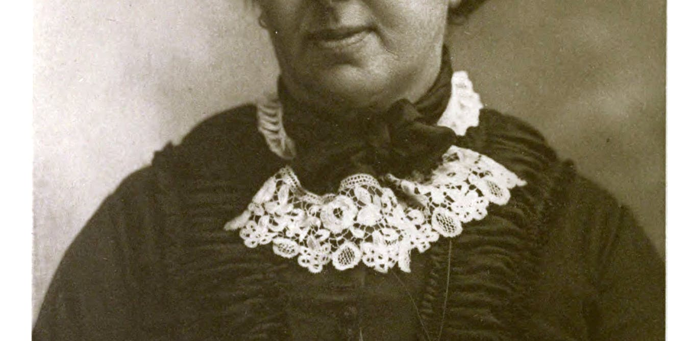 Hidden women of history: Eleanor Anne Ormerod, the self taught agricultural entomologist who tasted a live newt