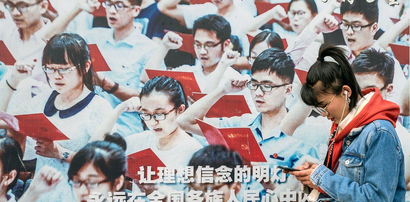 Chinese propaganda goes tech-savvy to reach a new generation
