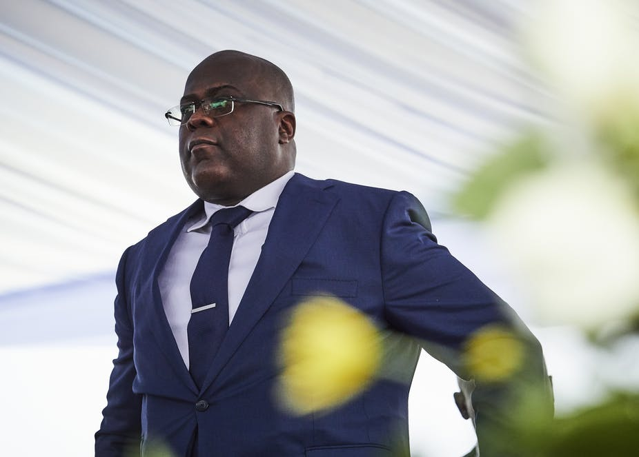 Tshisekedi has taken over the DRC's Ebola response  How he can make