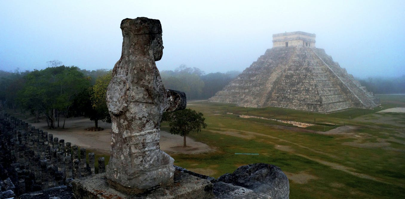 Mexico wants to run a tourist train through its Mayan heartland — should it?