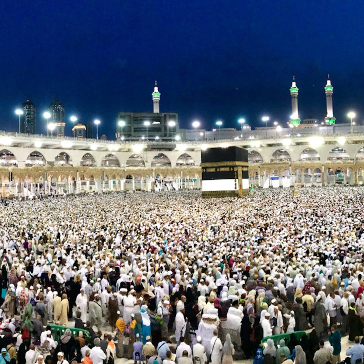 Millions of Muslims prepare to perform the hajj amid calls