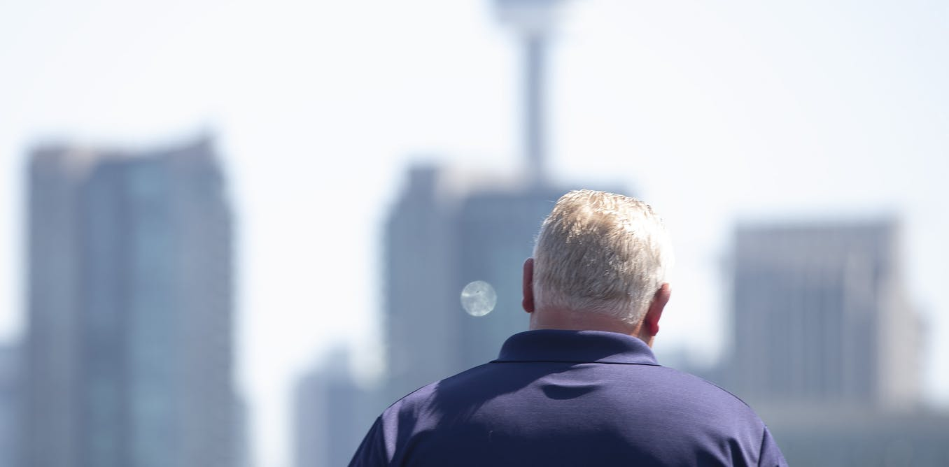 Doug Ford: Continuing to turn his back on 'the people' despite new faces