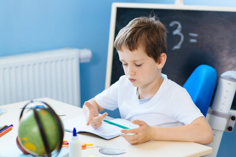 Curious Kids: how was maths discovered? Who made up the numbers and rules?
