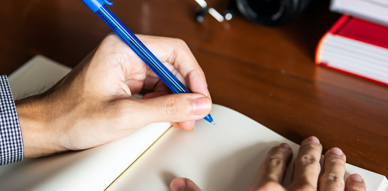 Being left-handed doesn't mean you are right-brained — so
