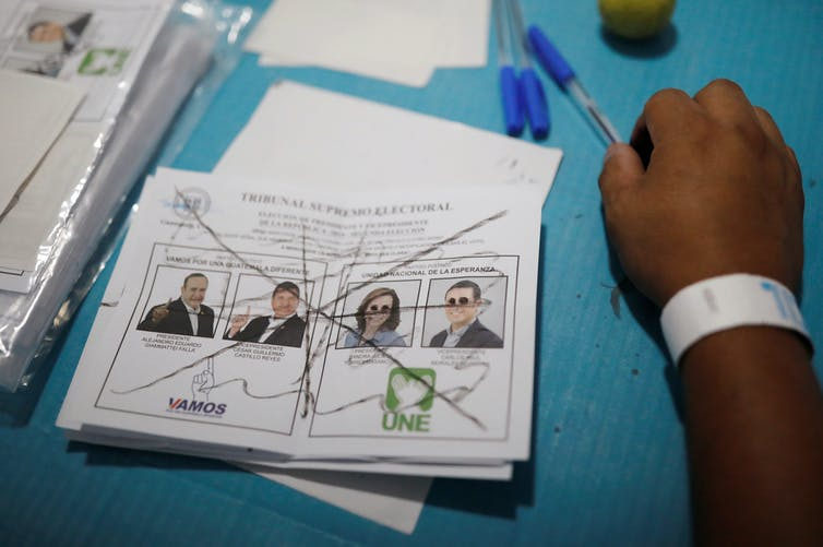 Guatemala's next president has few plans for fixing rampant corruption, crime and injustice