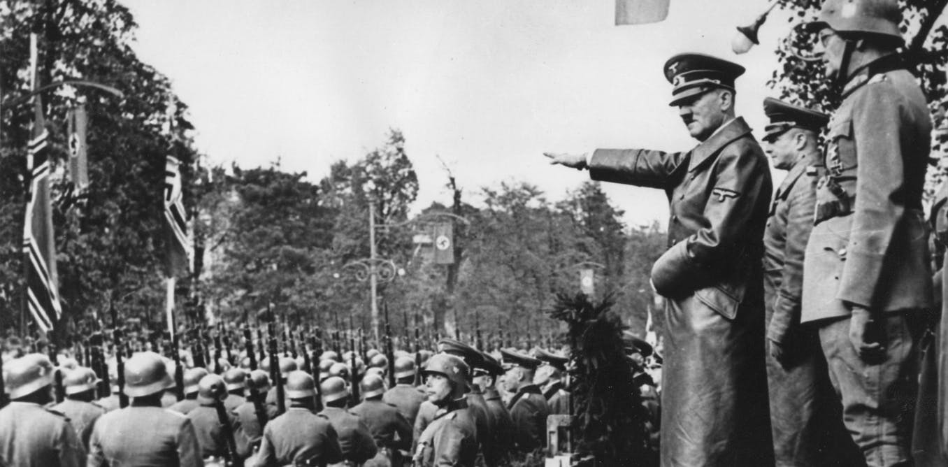 Understanding how Hitler became German helps us deal with modern-day extremists