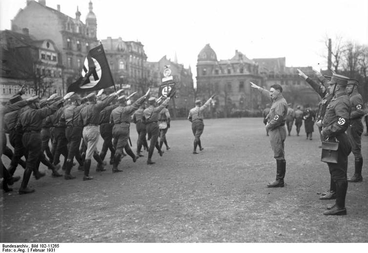 Conocer los primeros pasos políticos de Hitler nos ayuda a lidiar con los ultras de