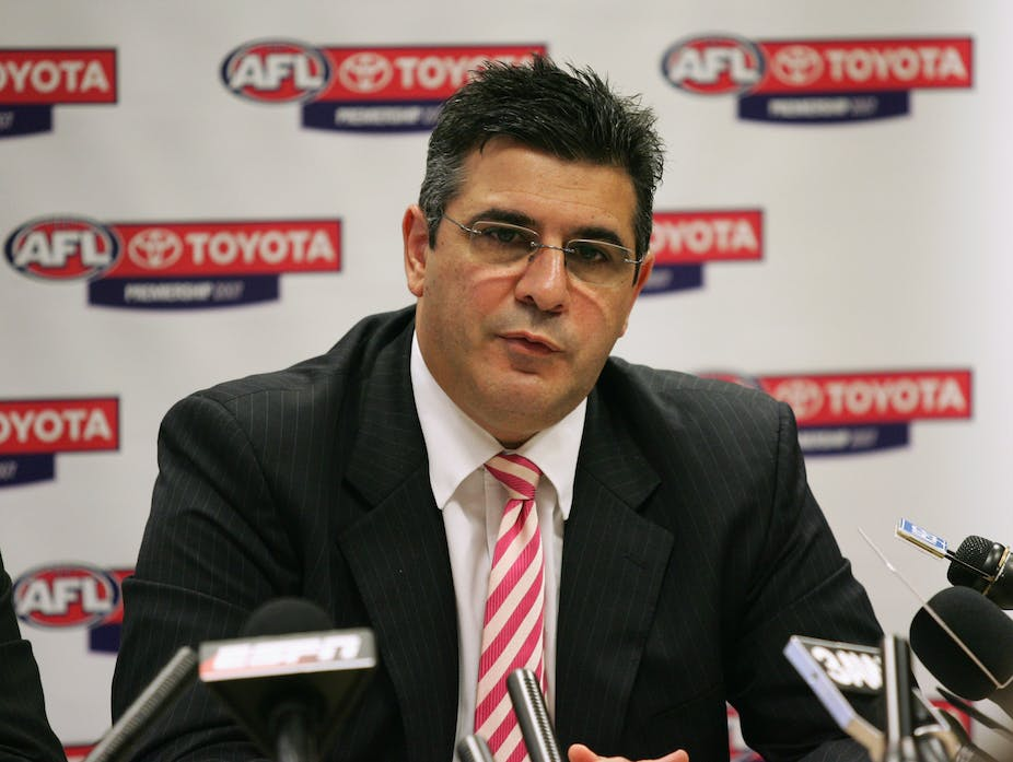 968cba88759 AFL boss Andrew Demetriou   We are trying to control as much as we can  control
