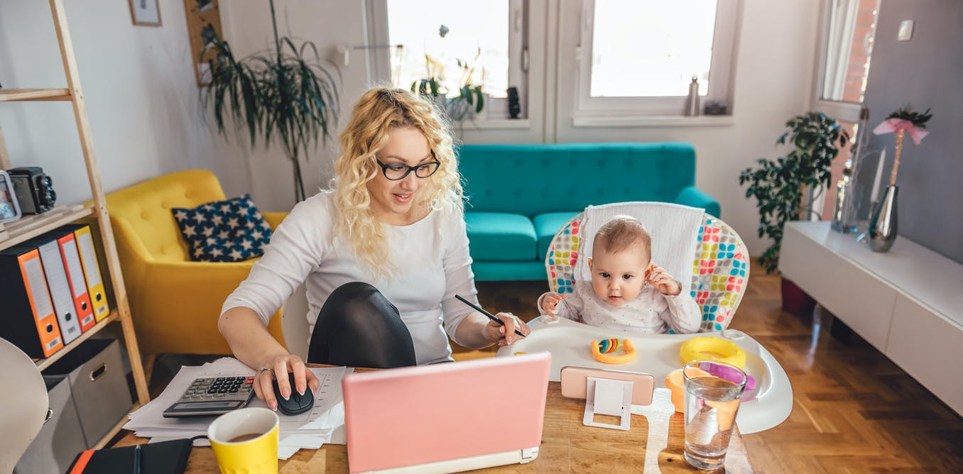 Women aren't better multitaskers than men – they're just doing more work