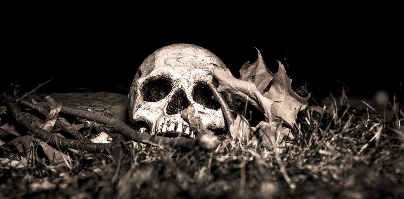 How do we identify human remains?