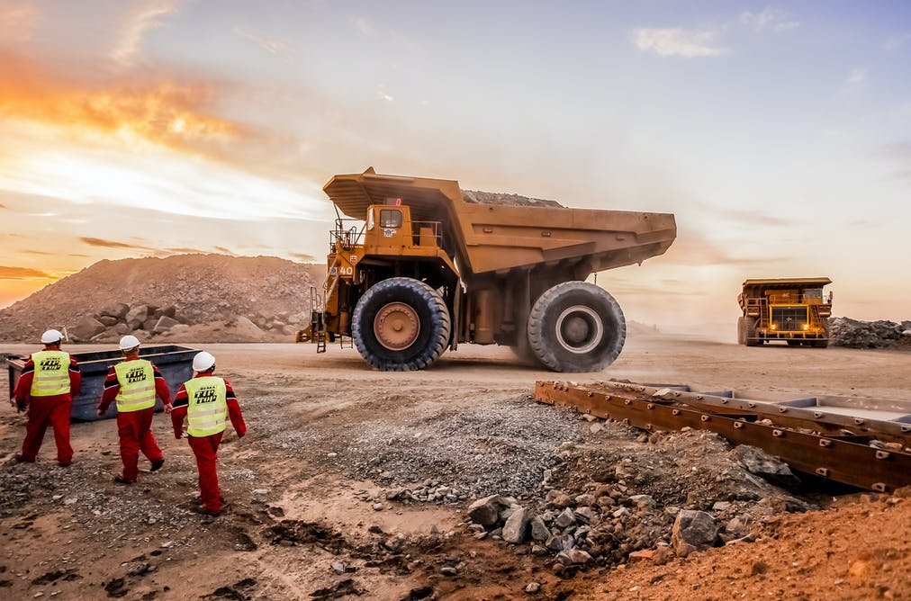 Australia's 'five pillar economy': mining