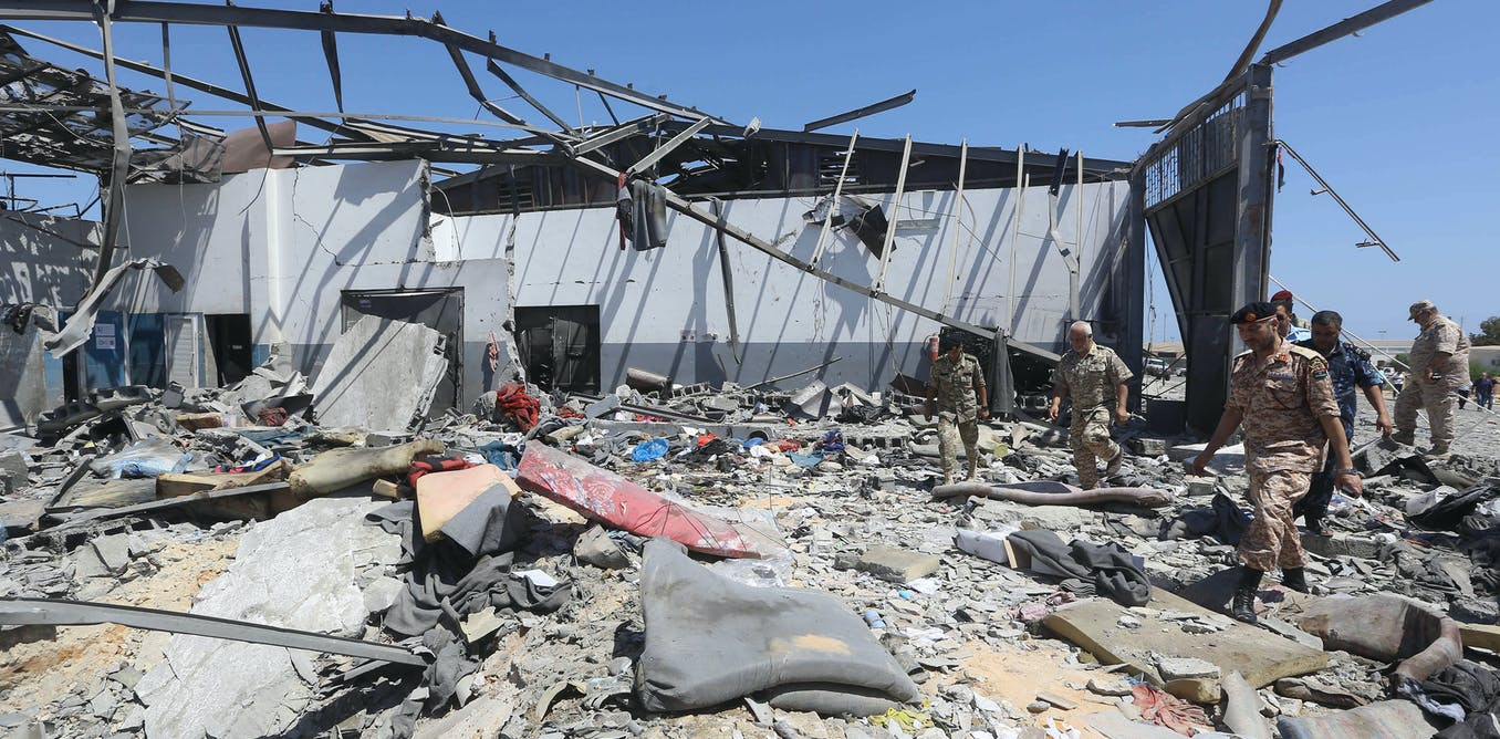 Libya: ongoing atrocities reveal the trouble with international military intervention