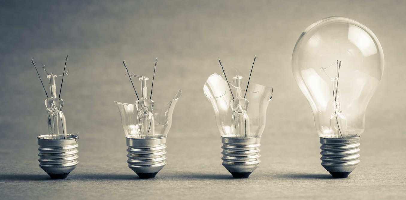 Technology start-ups that fail fast, succeed faster
