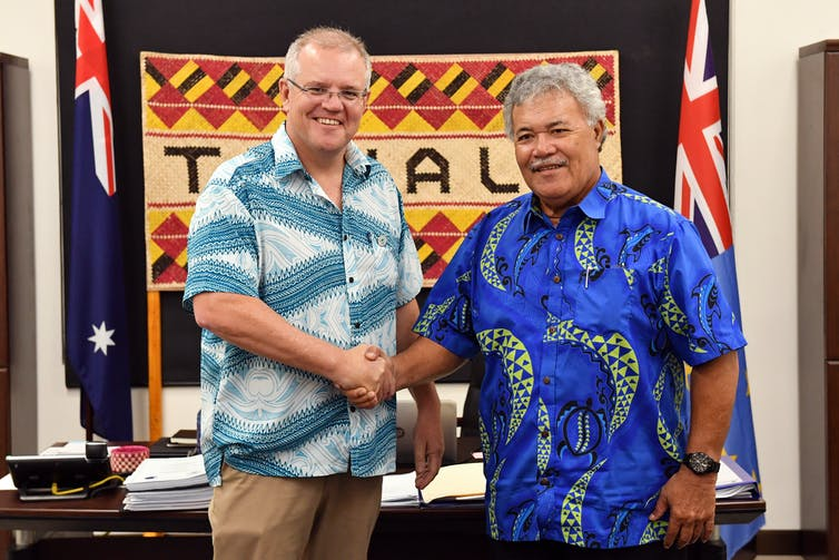 Pacific Island nations will no longer stand for Australia's inaction on climate change