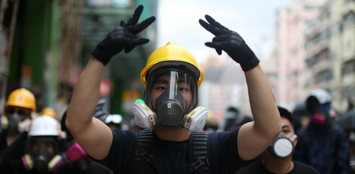 Hong Kong protests and Brexit could both end up benefiting financial elites