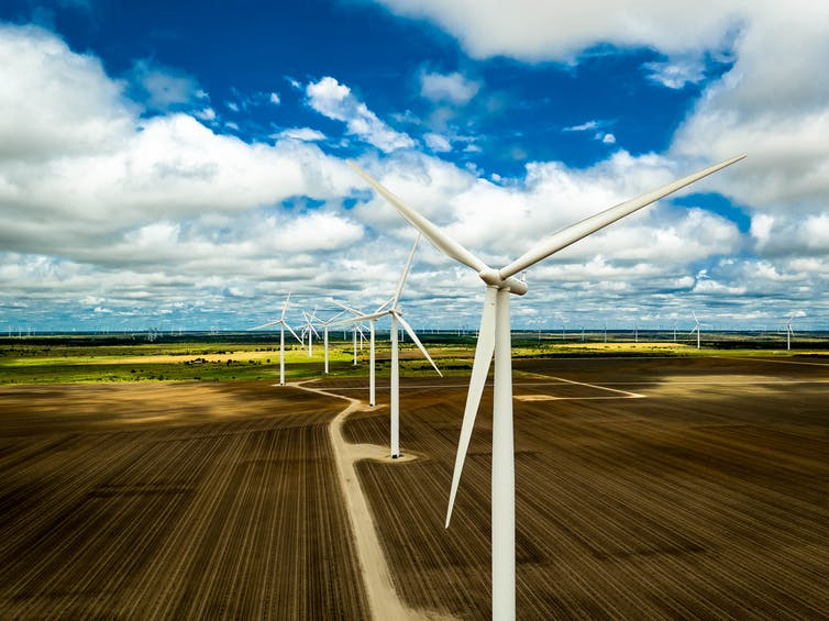 How the U.S. Could Have an All-Renewable Energy Grid