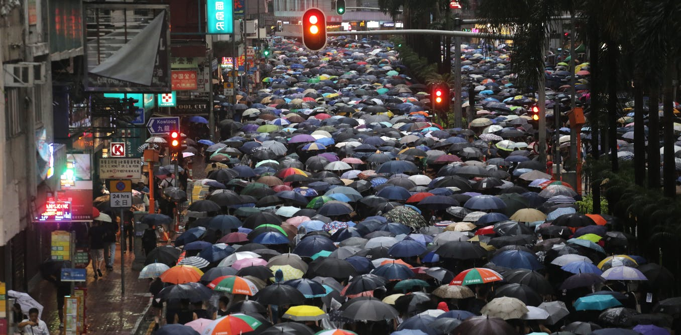 Trust Me, I'm An Expert: Why the Hong Kong protesters feel they have nothing to lose