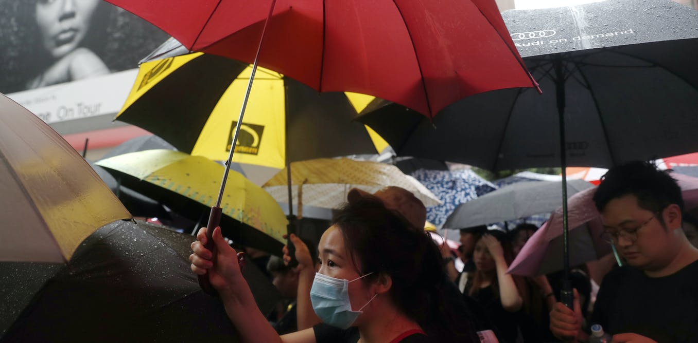 'We die together': Hong Kong protests are being driven by a fearless young generation