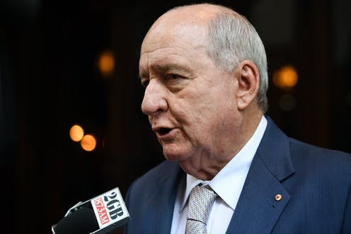 It will be money, not morality, that finally turns the tide on Alan Jones