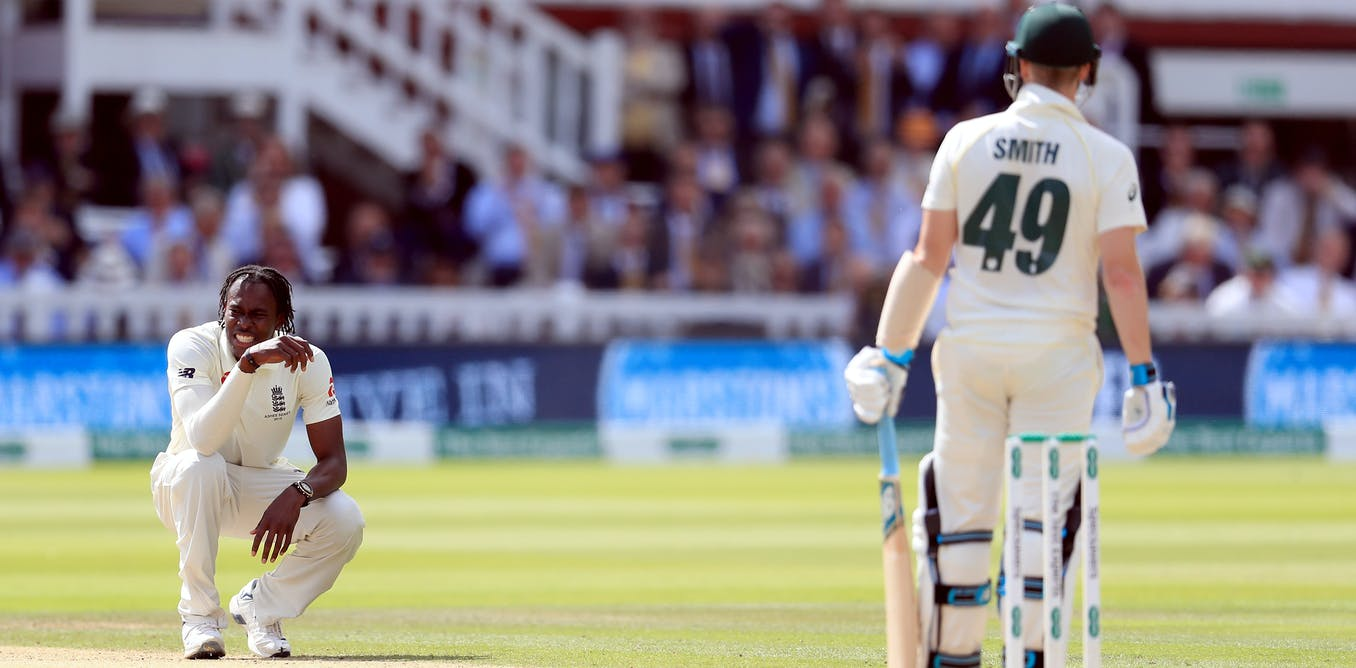 The Ashes: Jofra Archer, Steve Smith and cricket's dilemma of balancing safety with media spectacle