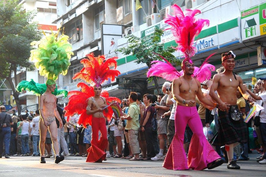 Геи тайланд фото 11074 фотография