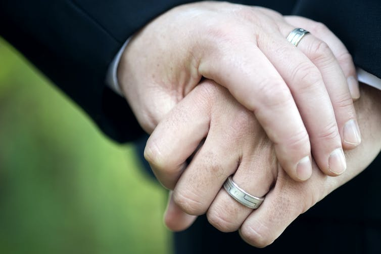 Marriage Could Be Good For Your Health – Unless You're Bisexual