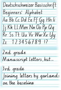Why cursive handwriting needs to make a school comeback