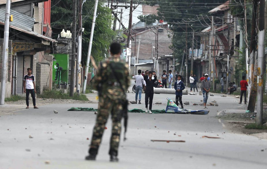 Kashmiris Are Living a Long Nightmare of Indian Colonialism