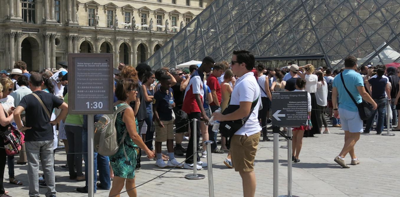 Sites et musées à succès : l'art de faire patienter les touristes