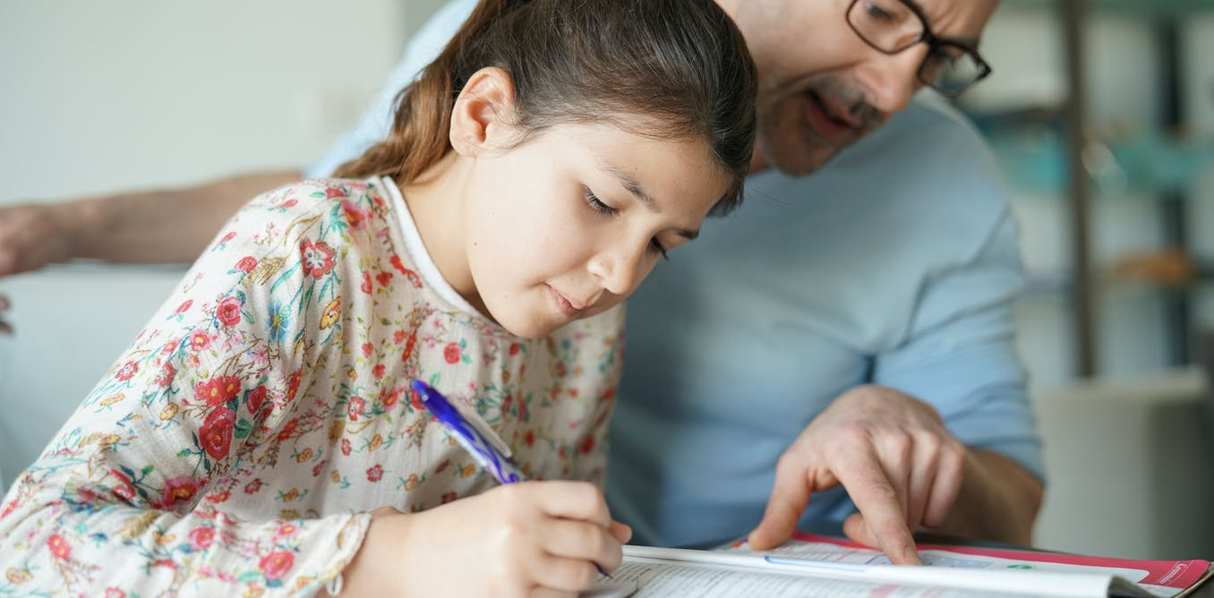 Should parents help their kids with homework?
