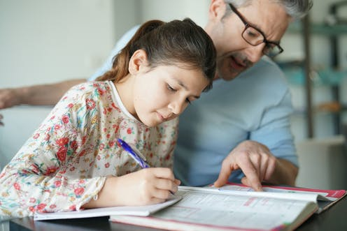 Important New Study Of Homework >> Should Parents Help Their Kids With Homework