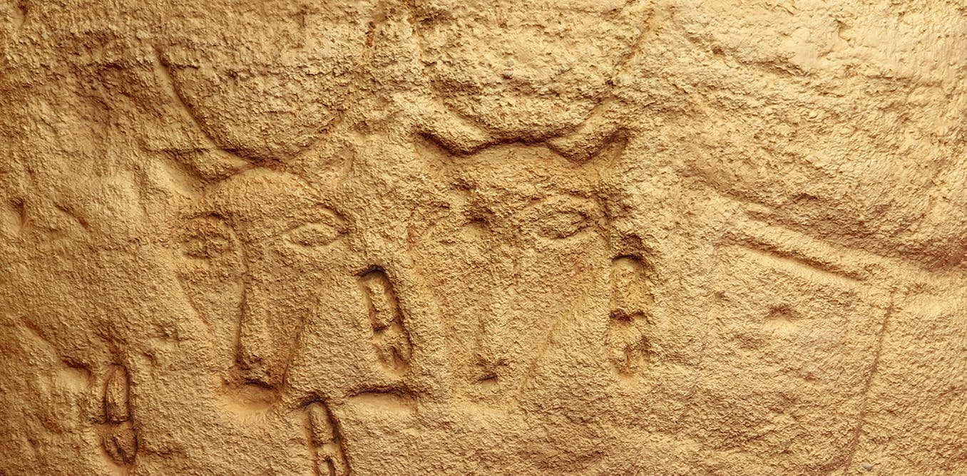 Temple graffiti reveals stories from ancient Sudan