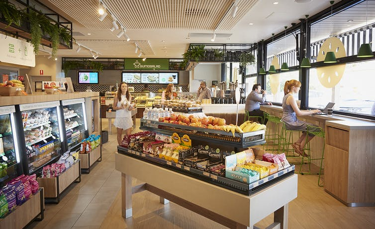 Why BP is getting into bed with David Jones. The promising marriage of petrol and gourmet food